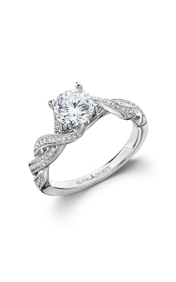 Elma Designs Bridal Collection engagement ring EDDR-806 product image