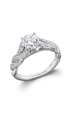 Elma Designs Bridal Collection engagement ring EDDR-807 product image