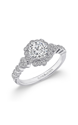 Elma Designs Bridal Collection engagement ring EDDR-874 product image