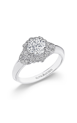 Elma Designs Bridal Collection engagement ring EDDR-875 product image