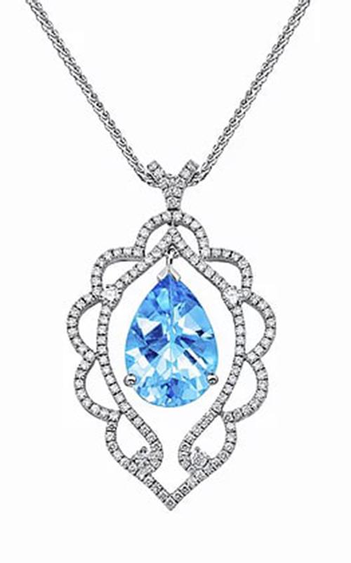 Elma Designs Colored Stone necklace EDDP-357 product image