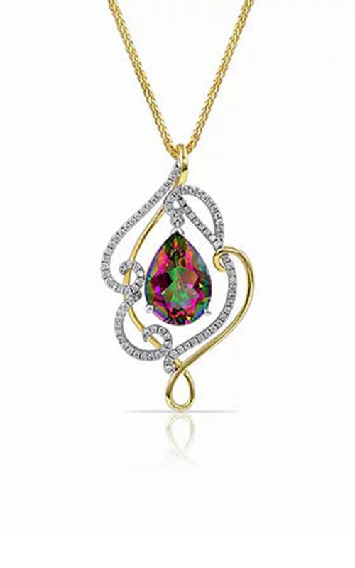 Elma Designs Colored Stone necklace EDDP-510 product image