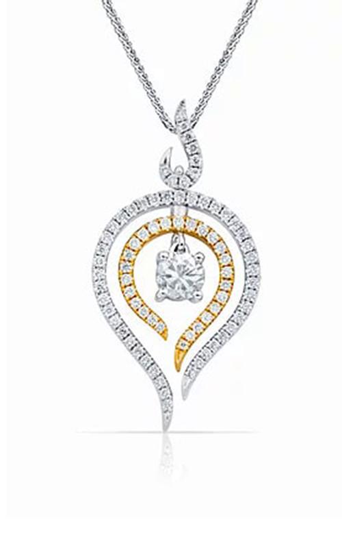Elma Designs Semi Mount necklace EDDP-329 product image