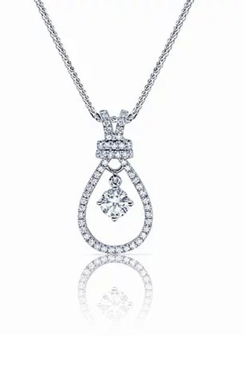 Elma Designs Semi Mount necklace EDDP-306 product image