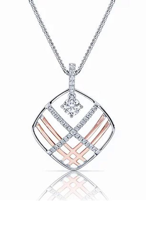 Elma Designs Semi Mount necklace EDDP-310 product image