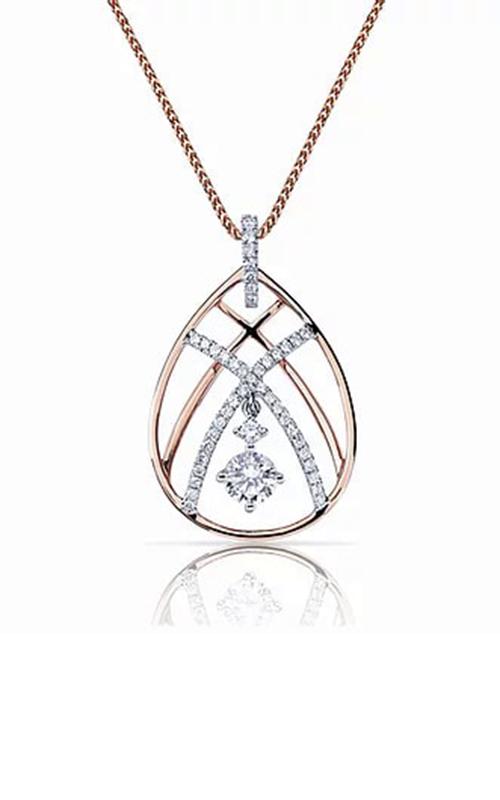 Elma Designs Semi Mount necklace EDDP-315 product image
