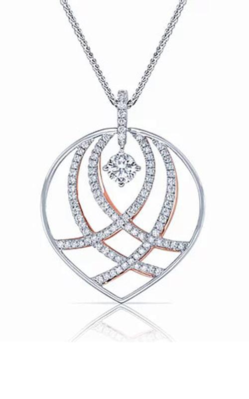 Elma Designs Semi Mount necklace EDDP-319 product image