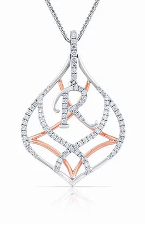 Elma Designs Semi Mount necklace EDDP-353 product image