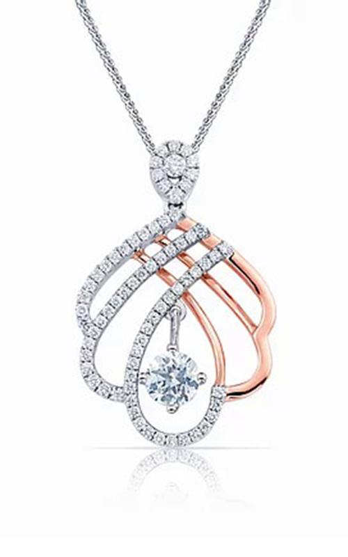 Elma Designs Semi Mount necklace EDDP-356 product image