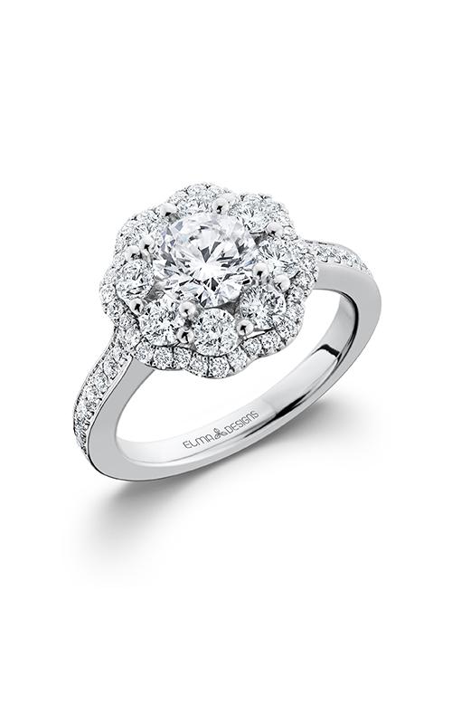 Elma Designs Bridal Collection engagement ring EDDR-675 product image