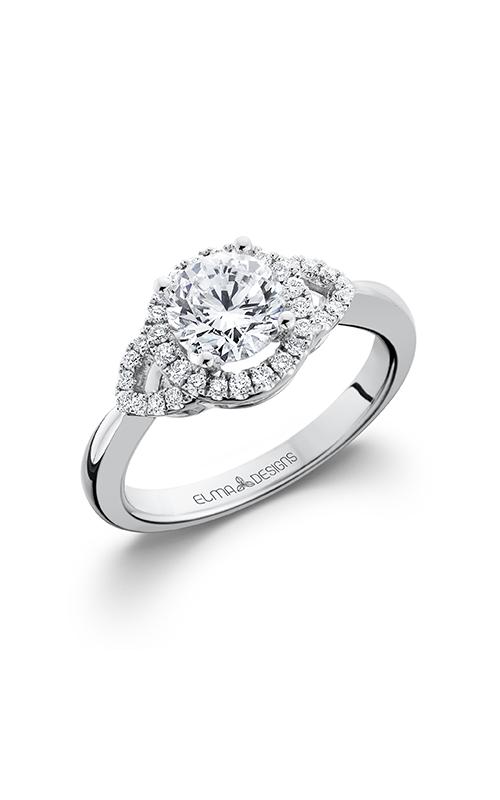 Elma Designs Bridal Collection engagement ring EDDR-679 product image
