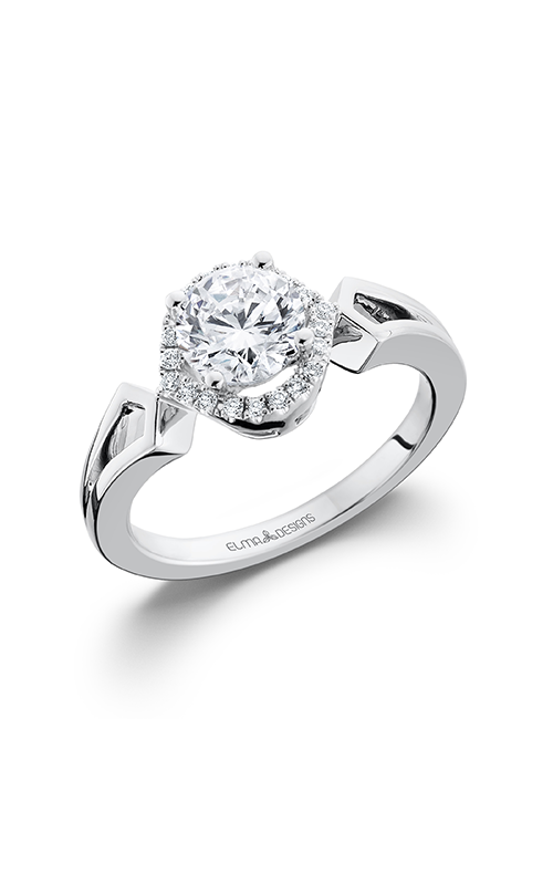 Elma Designs Bridal Collection engagement ring EDDR-687 product image