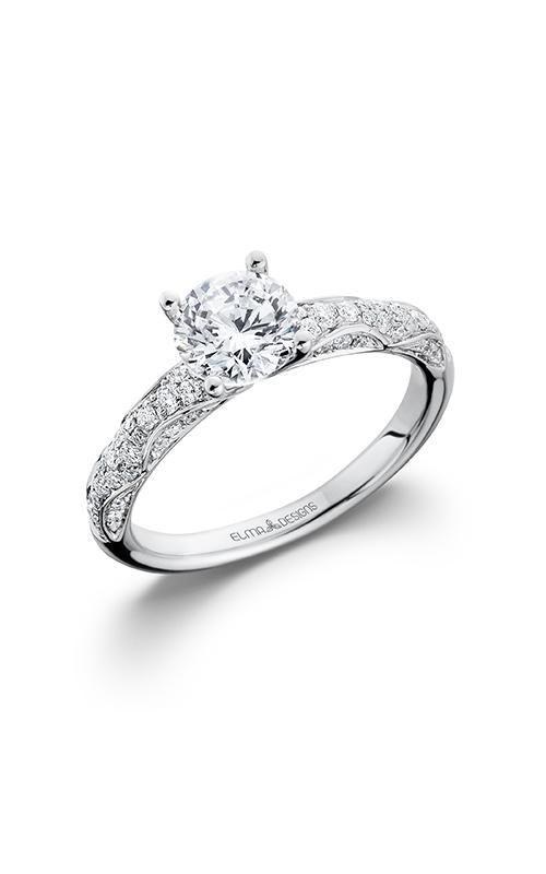 Elma Designs Bridal Collection engagement ring EDDR-703 product image