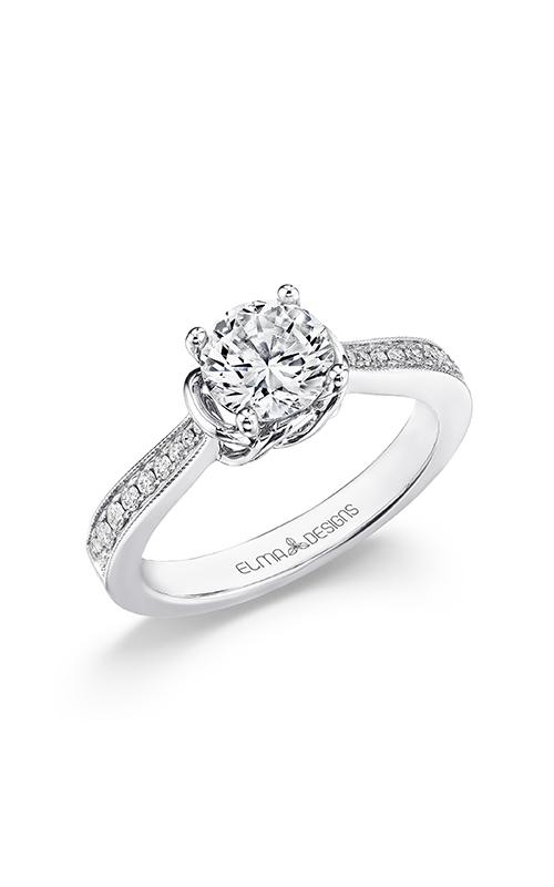Elma Designs Bridal Collection engagement ring EDDR-722 product image