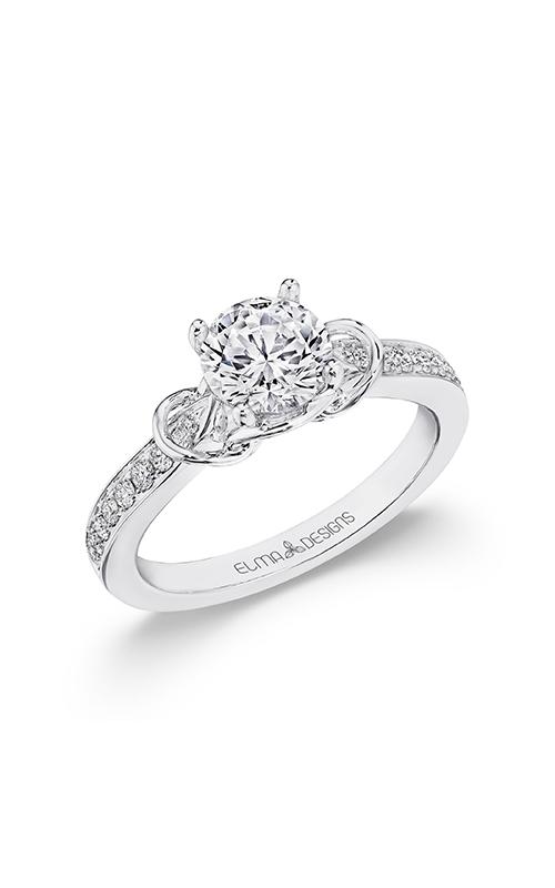 Elma Designs Bridal Collection engagement ring EDDR-723 product image