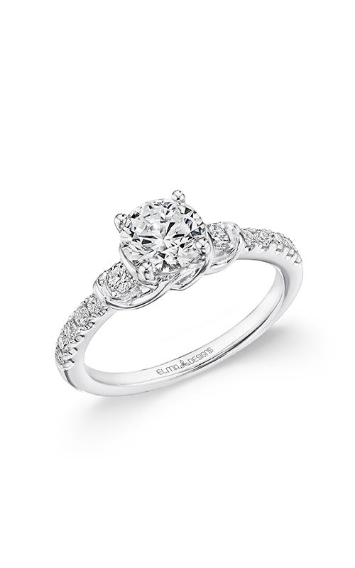 Elma Designs Bridal Collection engagement ring EDDR-730 product image