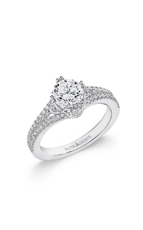 Elma Designs Bridal Collection engagement ring EDDR-732 product image