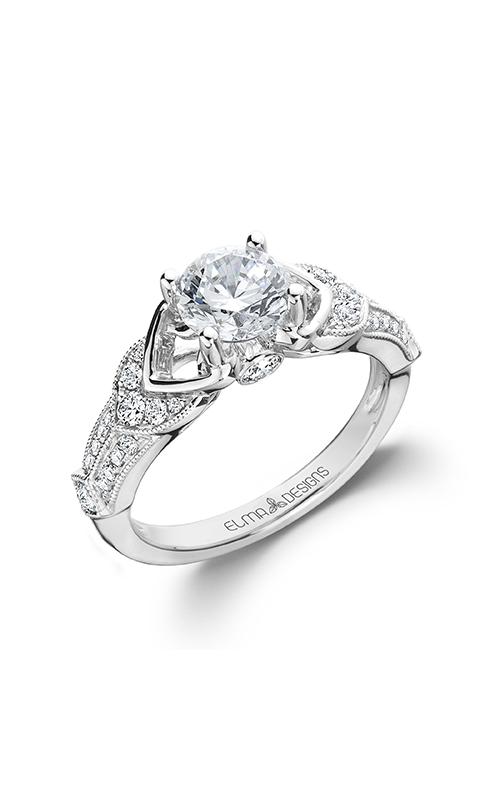 Elma Designs Bridal Collection engagement ring EDDR-811 product image