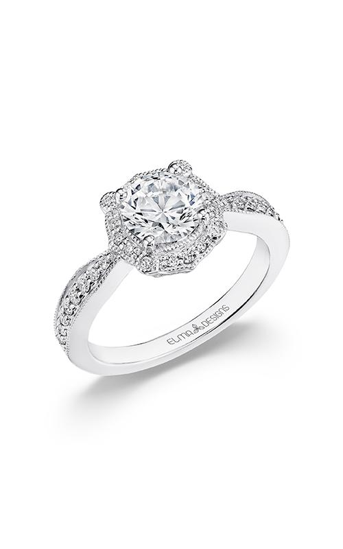 Elma Designs Bridal Collection engagement ring EDDR-877 product image