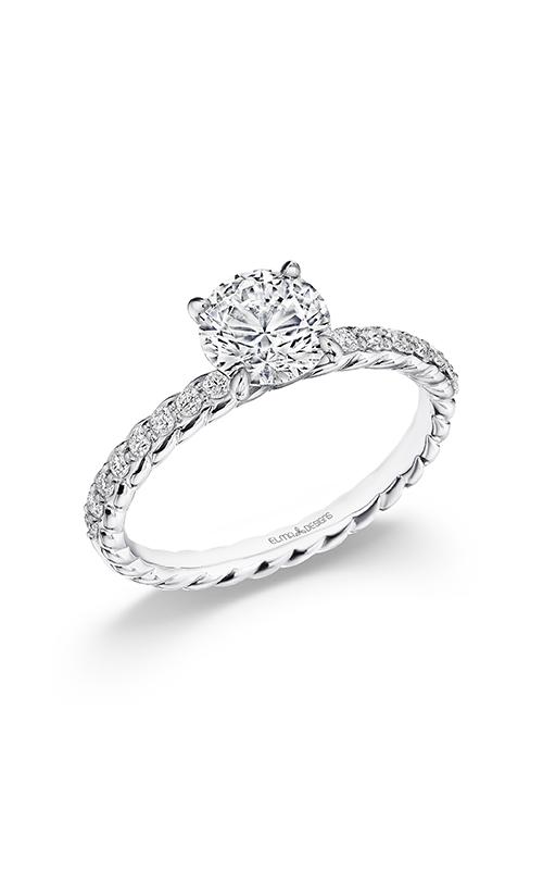 Elma Designs Bridal Collection engagement ring EDDR-881 product image