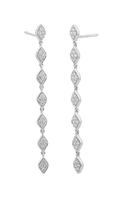 Facet Barcelona Earrings Earrings E7140156WH product image