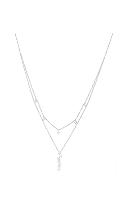 Facet Barcelona Necklace N0180300WH product image