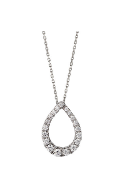Facet Barcelona Necklace P7197100WH product image