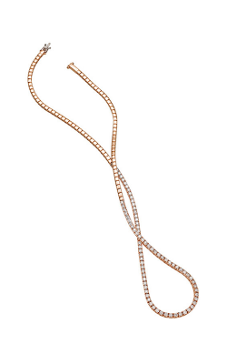 Facet Barcelona Necklace N8182003RO product image