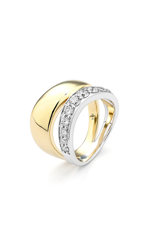 Facet Barcelona Fashion ring R0130304WY product image