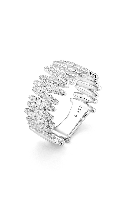 Facet Barcelona Fashion ring R0140271WH product image