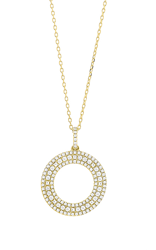 Facet Barcelona Necklace P0140157YE product image