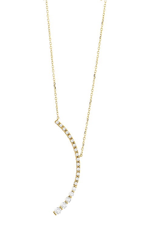 Facet Barcelona Necklace P0180108YE product image