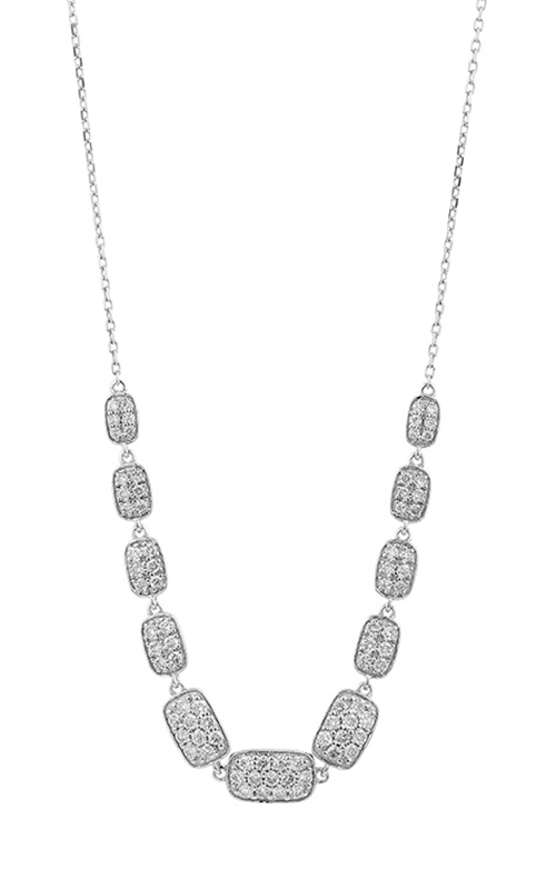 Facet Barcelona Necklace P0140230WH product image
