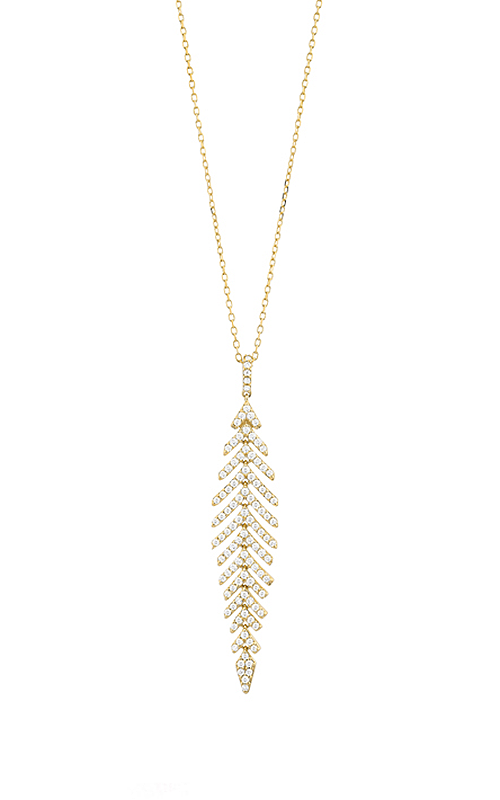 Facet Barcelona Necklace P7140203YE product image