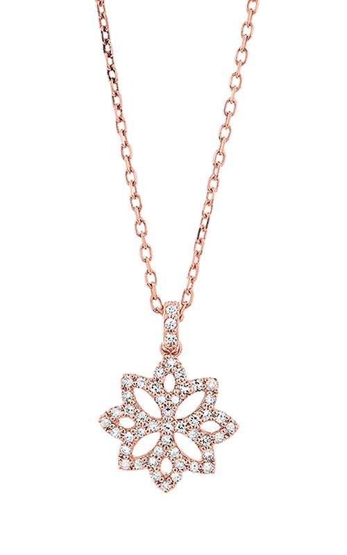 Facet Barcelona Necklace P0140R21RO product image