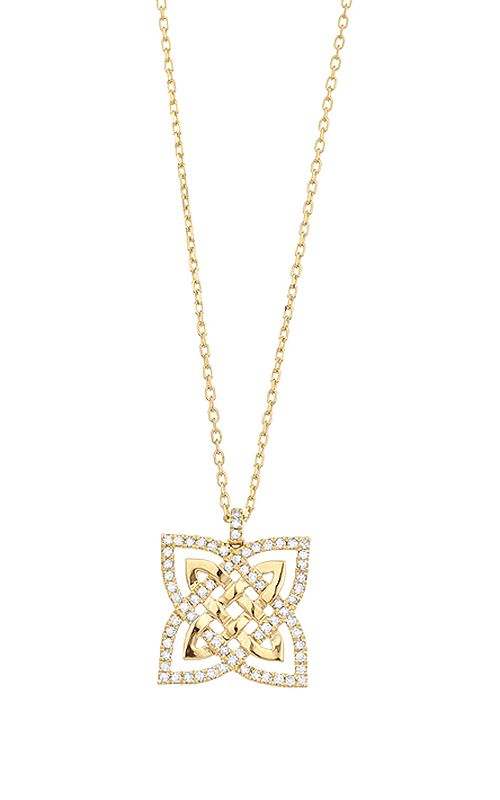 Facet Barcelona Necklace P0140R25YE product image