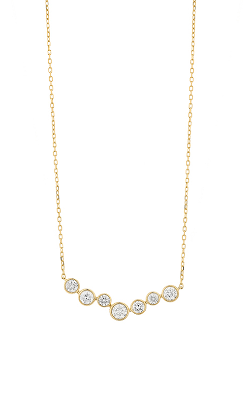 Facet Barcelona Necklace P0120100YE product image
