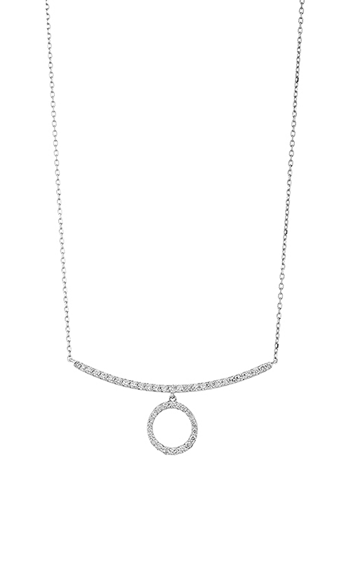 Facet Barcelona Necklace P0140R32WH product image