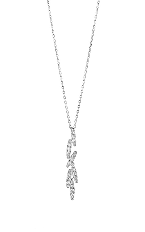 Facet Barcelona Necklace P0140172WH product image