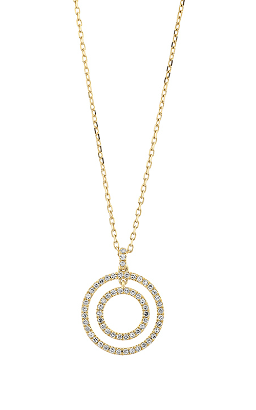 Facet Barcelona Necklace P0140R16YE product image
