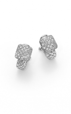 Fope Flex'it Vendome  Earrings OR561 PAVE W product image