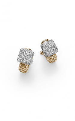 Fope Felix'it Vendome  Earrings OR561 PAVE Y product image