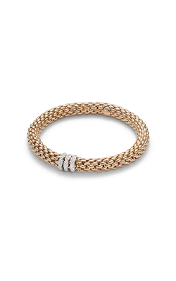 Fope Flex'it Love Nest Bracelet 451B PAVE R product image