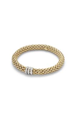 Fope Flex'it Love Nest Bracelet 451B PAVE Y product image