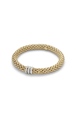Fope Flex'it Love Nest Bracelet 451B PAVE Y product image