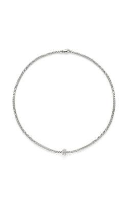 Fope Flex'it Prima Necklace 744C PAVE W product image