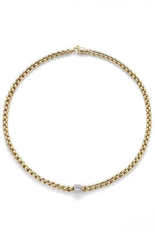 Fope Flex'it Eka Necklace 722C PAVE Y product image
