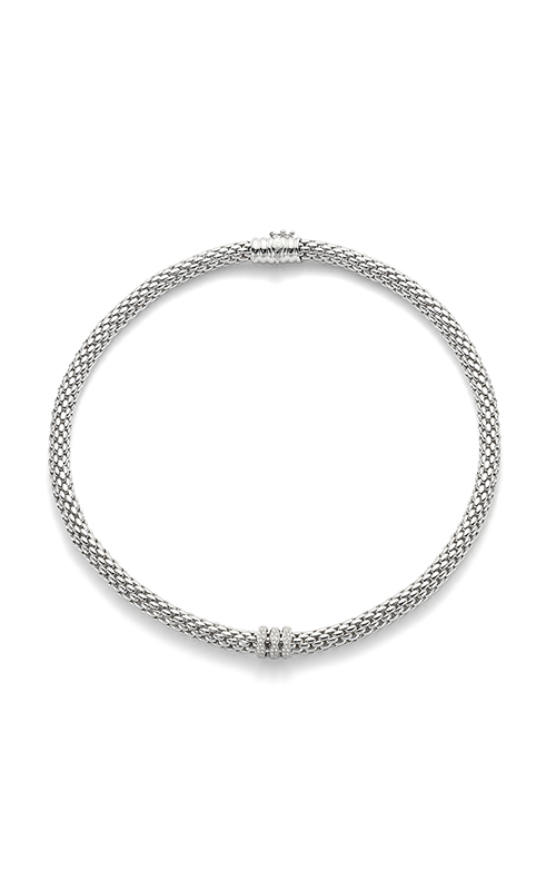 Fope Flex'it Love Nest Necklace 451C PAVE W product image