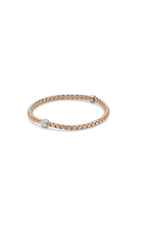 Fope Eka Tiny Bracelet 733B PAVE R product image