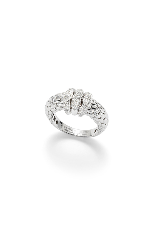 Fope Flex'it Love Nest Fashion ring AN451 PAVE W product image